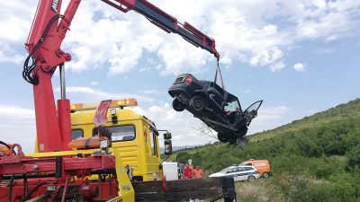 Crni vikend na prometnicama PGŽ – Tri osobe smrtno stradale, pet teško ozlijeđeno