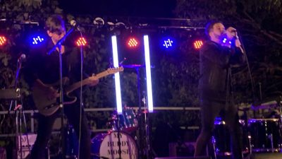 Snimanje 12. izdanja koncertne emisije 'Živo Uživo': Nastupaju Silk Milk, Fanaa i The Siids