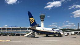 Stižu avionski gosti – Solidan interes za ponovo uspostavljenu liniju Ryanaira od Frankfurta do Rijeke