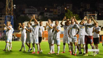 VIDEO Antonio Čolak je usprkos obiteljskoj tragediji odigrao finale Kupa i pomogao bijelima da dođu do toliko željenog trofeja: Ovo je za moju mamu koja nas je gledala s neba