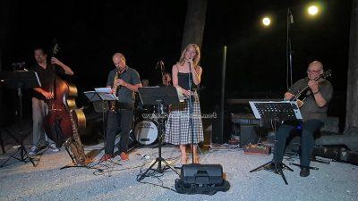 VIDEO/FOTO Spart jazz quintet ponovo oduševio ljubitelje jazza @ Kastav