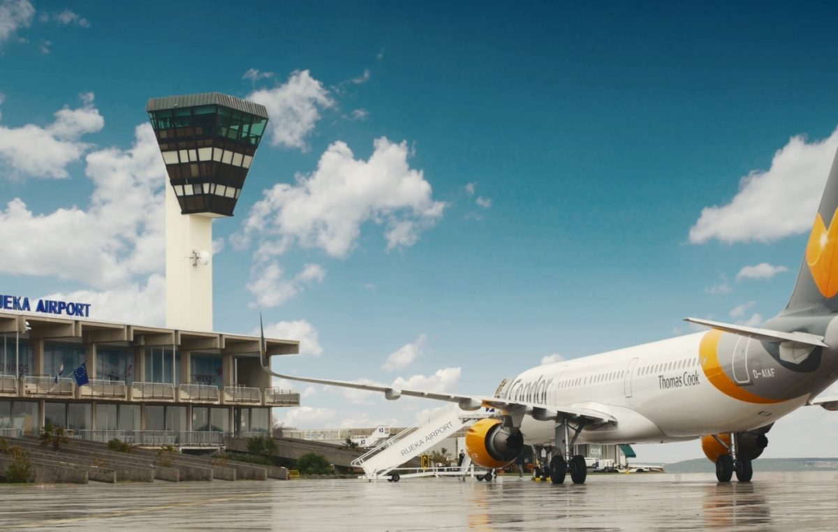 Španjolska Volotea i u listopadu nastavlja letjeti prema Rijeci