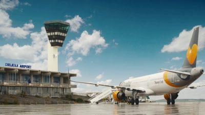 Kroz riječku zračnu luku ove nedjelje prošlo gotovo 800 putnika