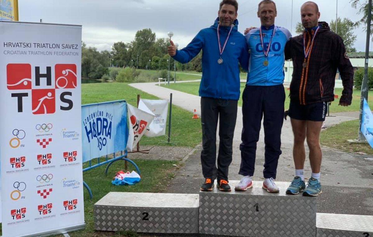 Članovi Triatlon kluba Rijeka ostvarili sjajne uspjehe na Prvenstvu Hrvatske