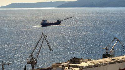Nakon tri i pol godine 3. maj u utorak će isporučiti prvi brod naručitelju