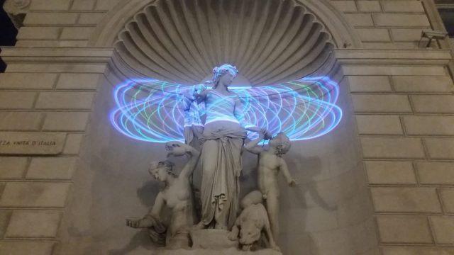 Na zvonik crkve Uznesenja Marijina u Starom gradu bit će projicirana interaktivna multimedijalna instalacija Zvuk – Svjetlo
