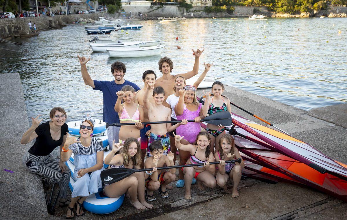 VIDEO Enrico Marotti: Cilj nam je Volosko dovesti na svjetsku kartu obiteljskog windsurfing turizma