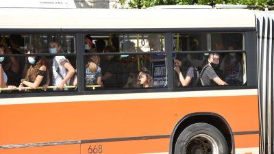 BLAGDAN SVIH SVETIH U nedjelju je javni gradski prijevoz besplatan