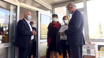 FOTO Donacijom PGŽ poboljšani uvjeti liječenja onkoloških bolesnika u Dječjoj bolnici Kantrida