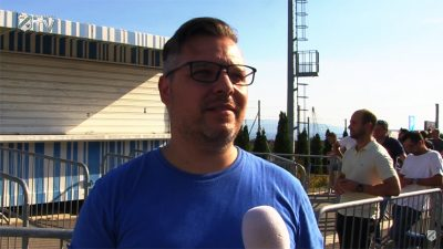 VIDEO Vedran Guculj, tisućiti pretplatnik HNK Rijeka: 'Najbitnije je da krene'
