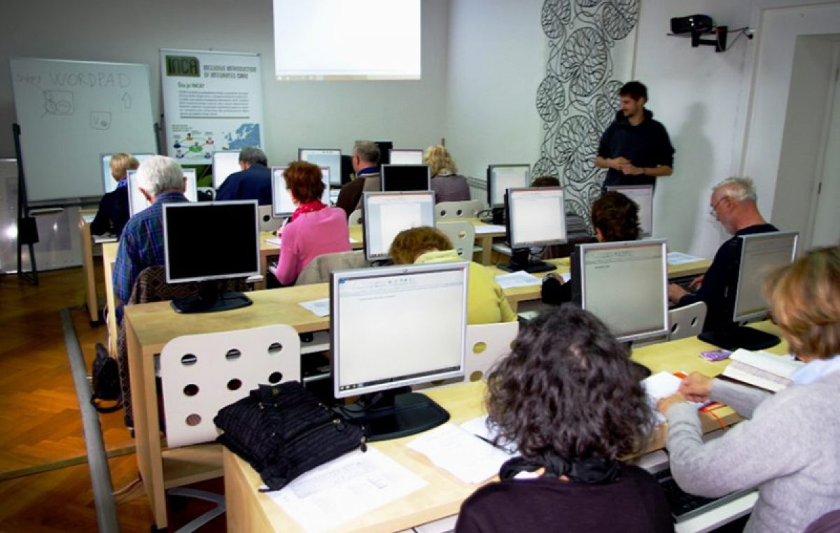 Novi ciklus besplatnih informatičkih tečajeva Grada Rijeke