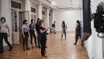 U Filodrammatici otvorena izložbakinetičkih video instalacija nagrađivanih slovenskih umjetnika