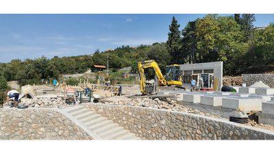 Komunalni radovi na području Kostrene – Dvorana dobila novi pod, reciklažno dvorište uporabnu dozvolu