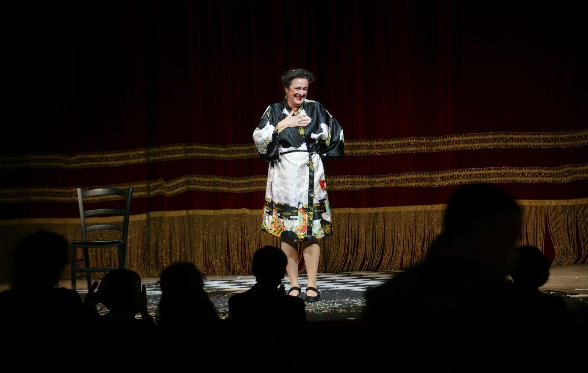 Uz ovacije Olivera Baljak proslavila 40 godina umjetničkog rada na sceni HNK Ivana pl. Zajca