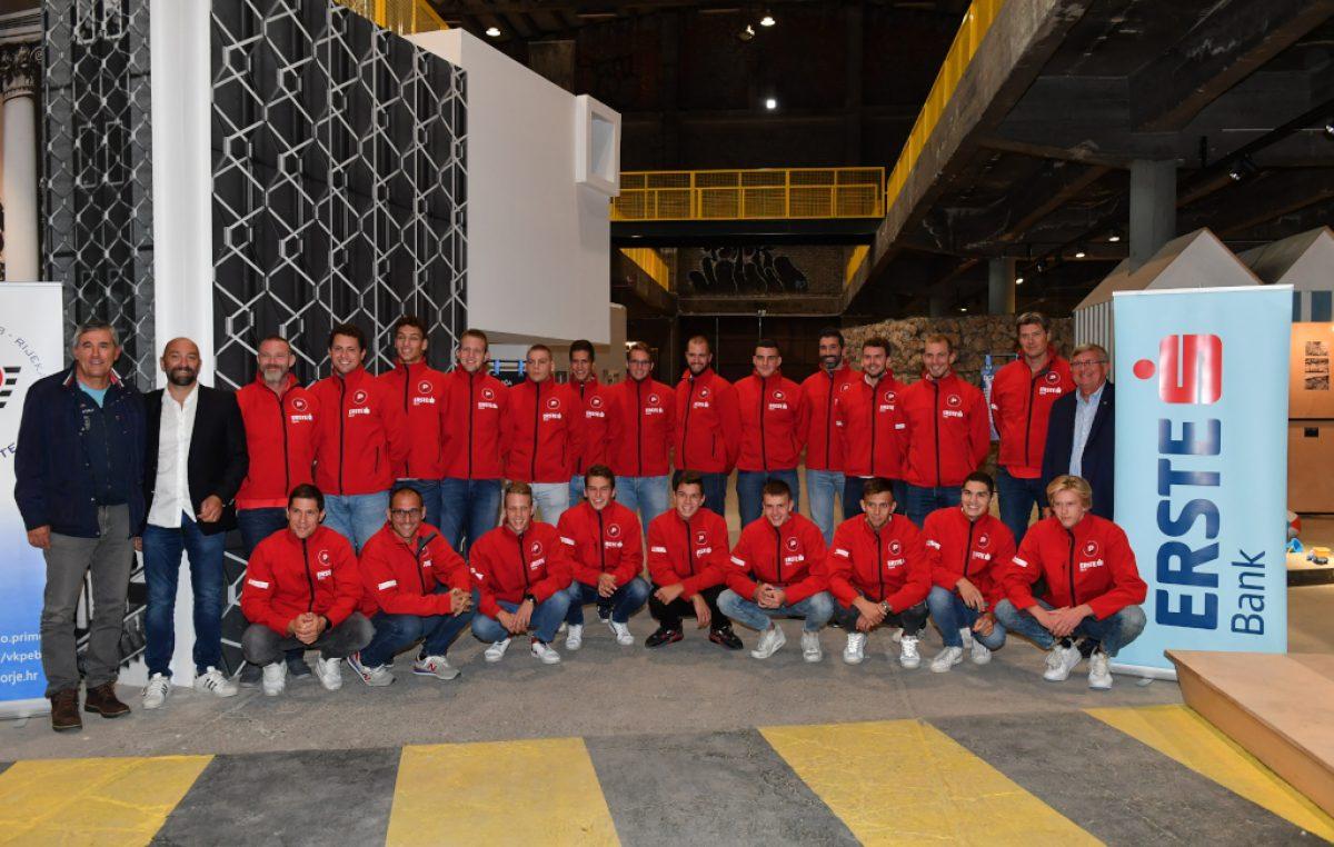 FOTO Vaterpolo klub Primorje u Exportu na Delti predstavio momčad za novu sezonu
