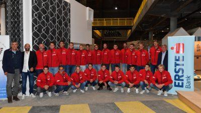 U Exportu održano predstavljanje seniorske ekipa Vaterpolo kluba Primorje