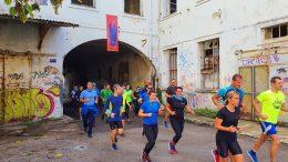 """Torpedo Hartera Run – Torpedo Runnersi  i MO Hartera javnim treningom oživili """"zaboravljeni"""" dio grada"""