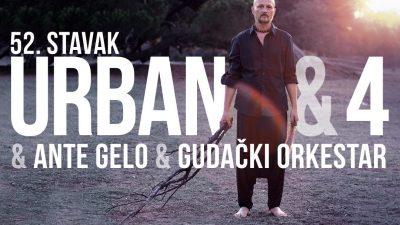 Zbog velikog interesa za koncert Urbana, Gela i gudačkog orkestra organizirana stajaća mjesta