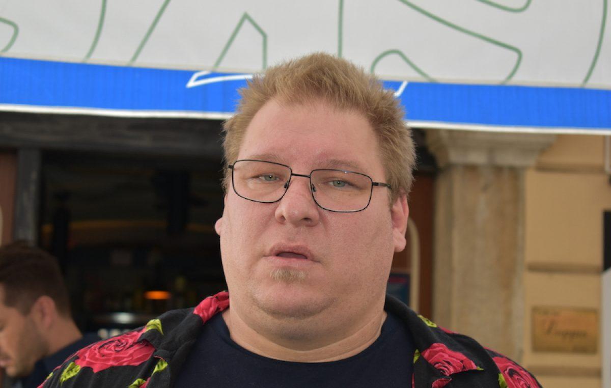 Vedran Jakominić: 'Ne mogu zamisliti da bih u doba lockdowna otvorio kafić i imao privatne zabave'