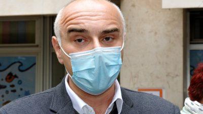 U Rijeci hospitalizirano 22 Covid bolesnika, 18 s teškom kliničkom slikom, a dva na respiratoru
