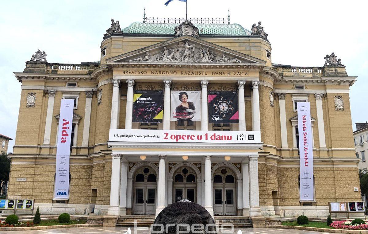 Sedam zaposlenika kazališta Ivana pl. Zajca dobilo otkaz