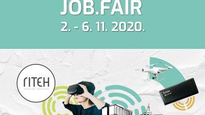 Job.Fair 2020 preselio je na virtualnu platformu – Inovacija digitalne komunikacije