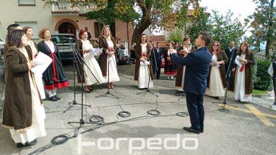 VIDEO/FOTO Velikim zborskim koncertom Ronjgovu u čast oživjela ostavština slavnog skladatelja