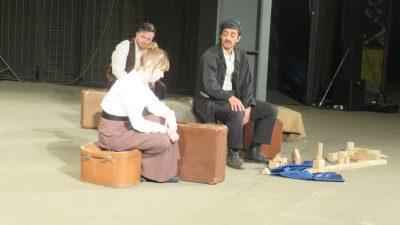 Odigrana predstava 'Sjećanja gradova' koja progovara o migracijama s početka 20. stoljeća
