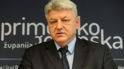 Župan Komadina u samoizolaciji – Njegove dužnosti privremeno preuzima zamjenica Marina Medarić