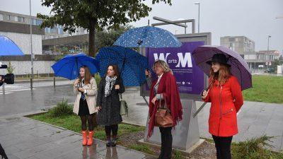 Na Kampusu otvorena izložba o zastupljenosti žena u umjetnosti