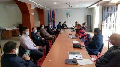 Nazire se kraj rekonstrukciji ceste u Žegotima koja je probila sve rokove – Grad Kastav organizirao sastanak svih aktera