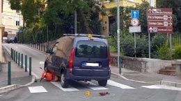 Teška nesreća u Rakovčevoj u Opatiji