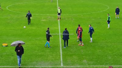 Otkazana utakmica Opatije i Dugopolja zbog vremenskih uvjeta