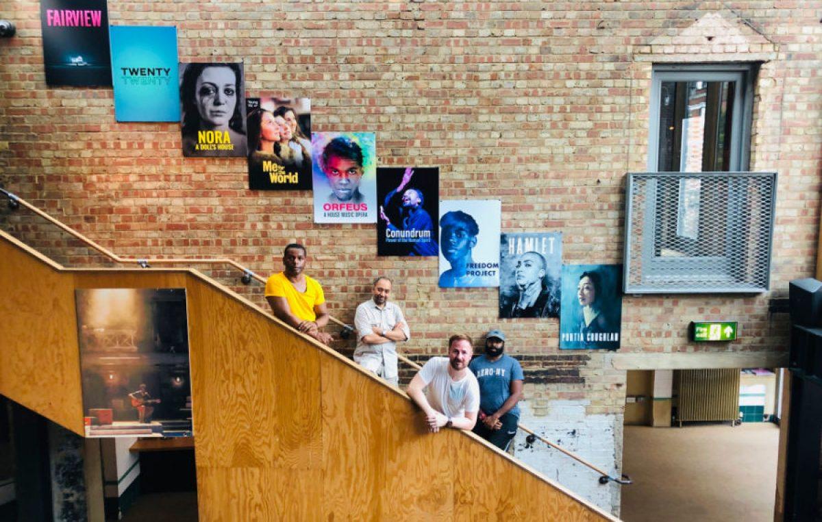 Britanska predstava 'Labirint', dirljiva životna drama na temu migracija, ekskluzivno u programu EPK u online verziji