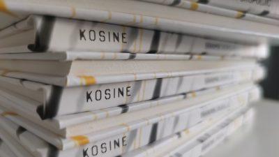 """Prošlogodišnji dobitnik """"Gervaisa"""" izašao je iz tiska – Predstavljanje knjige Branimira Dropuljića """"Kosine"""" održat će se u petak na Trsatu"""
