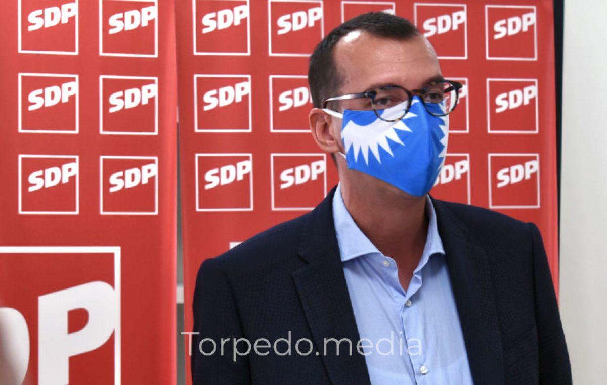 Marko Filipović odgovorio glasnogovorniku Vlade: 'U SDP-u u Rijeci nema nervoze'