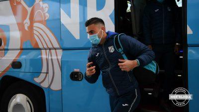VIDEO Ivan Nevistić uoči dvoboja s Napolijem: 'Kad igramo kao ekipa, možemo biti opasni za svakog'