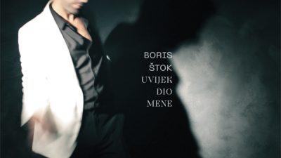 Trinaest hipnotičkih pjesama na novom albumu Borisa Štoka 'Uvijek dio mene'