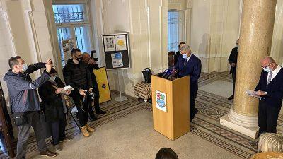 """PGŽ utvrdila prijedlog proračuna za iduću godinu """"težak"""" 1,3 milijarde kuna"""
