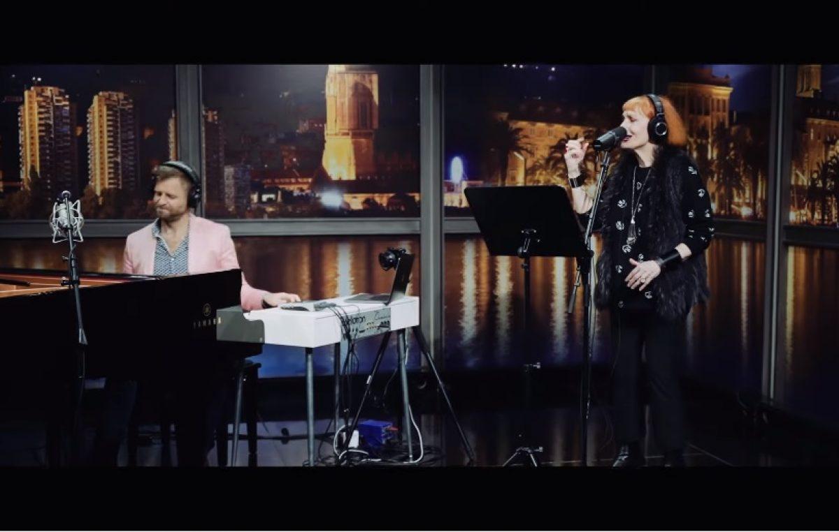 VIDEO Josipa Lisac i Zvjezdan Ružić objavili video spot za himnu 'Lijepa naša domovino'