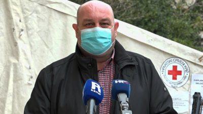 Dobrica Rončević: Epidemijski val je u silaznoj putanji; mjere su očito dale rezultate
