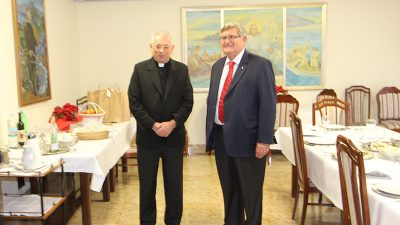 Susret gradonačelnika Rijeke s crkvenim velikodostojnicima
