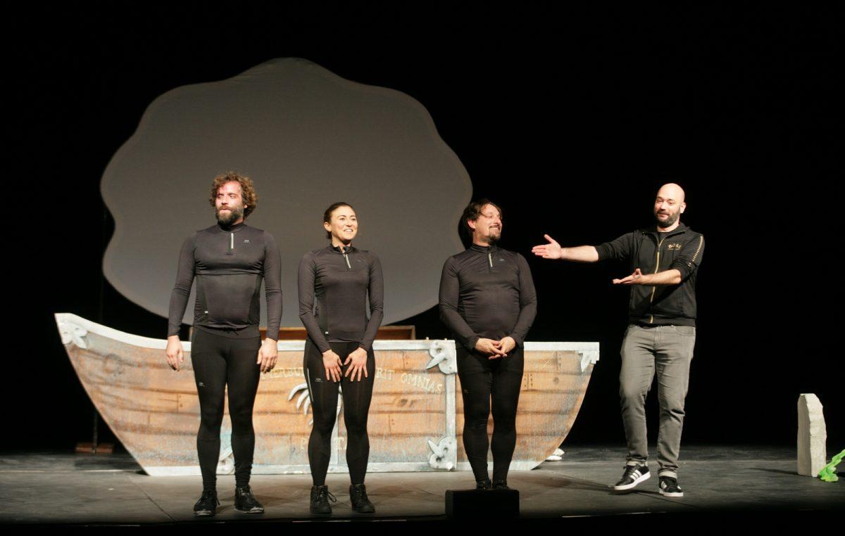 Idealni obiteljski izlazak: Premijerno odigrana duhovita predstava Adriatico s ekološkom porukom