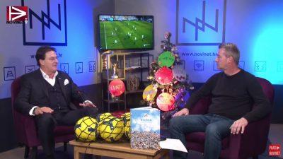 [VIDEO] Damir Mišković u emisiji 'Plavo-zelena liga': Rijeka je osnovana 1906. i iduće godine slavimo 115 godina kluba