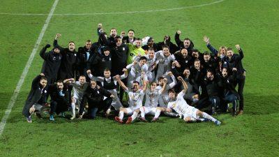 [VIDEO] Simon Rožman: Čestitam igračima na vrhunskoj i fanatičnoj borbi