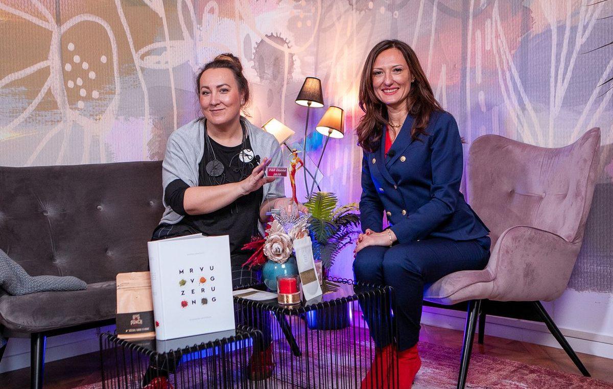 Sandra Rončević dobitnica nagrade PARDonna: 'Ti si poduzetnica, posebna u svemu što radiš i svjesna da svojim radom utječeš na druge svojom predanošću, emocijom i energijom koju širiš'