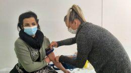 KBC Rijeka: Ovih dana početak drugog kruga cijepljenja, u prvom krugu cijepljeno više od pola aktivnih djelatnika