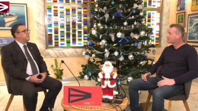 [VIDEO] Dražen Vranić u emisiji 11 manje kvarat: S puno optimizma vjerujem da će godina pred nama biti bolja