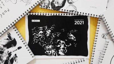 Galerija SKC predstavlja svoj kalendar za 2021. godinu te izložbu Svjetovi
