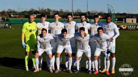 Rijeka pobijedila Budafoki u posljednjoj pripremnoj utakmici u Umagu